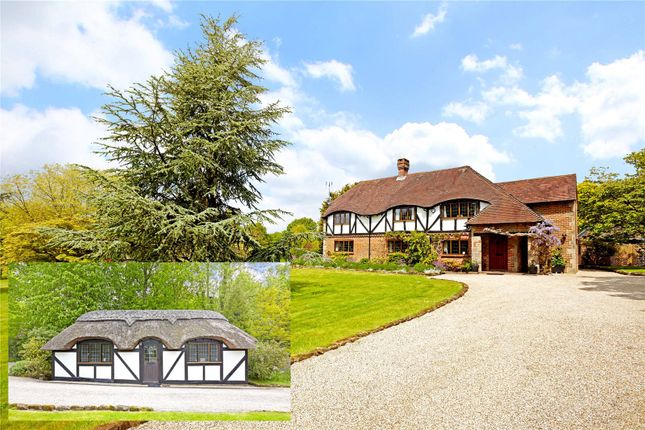 Thumbnail Detached house for sale in Yew Tree Lane, Rotherfield, East Sussex