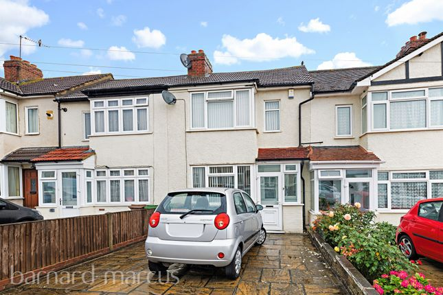 Terraced house for sale in Conrad Drive, Worcester Park