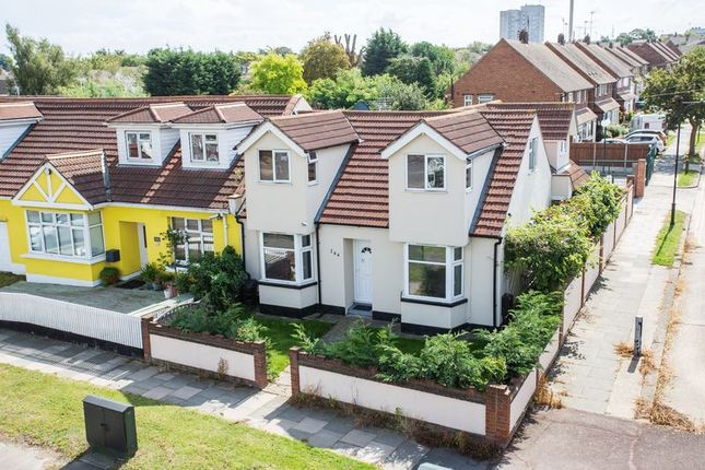 Thumbnail Semi-detached house for sale in Prince Avenue, Westcliff-On-Sea