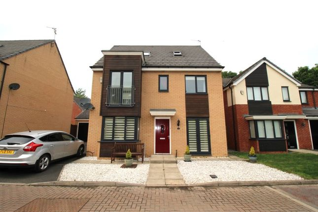Thumbnail Detached house for sale in St. Lukes Place, Hebburn
