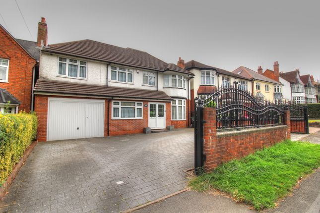 Thumbnail Detached house for sale in Lightwoods Hill, Bearwood, Smethwick