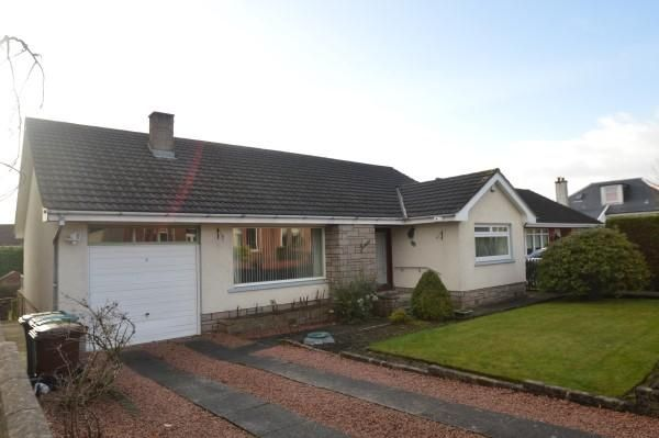 Thumbnail Detached bungalow for sale in Lilybank Avenue, Muirhead