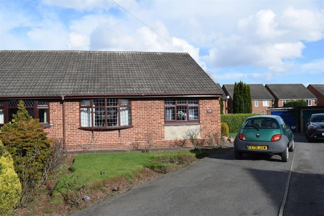 2 bed semi-detached bungalow for sale in Woodlands Crescent, Overseal, Swadlincote DE12