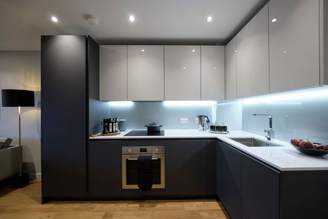 Thumbnail Flat for sale in Penny Brookes Street, Stratford, London