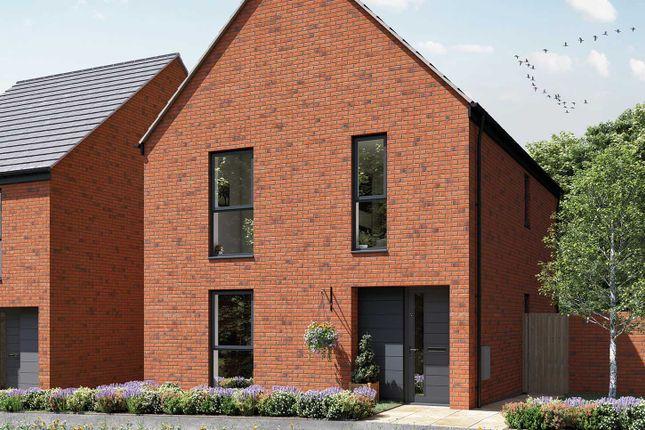 "Thumbnail Detached house for sale in ""The Mylne"" at Matthews Court, Harrington Lane, Exeter"