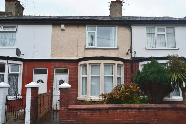 Thumbnail Terraced house to rent in Mather Street, Blackpool