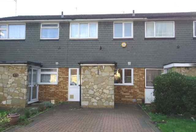 Thumbnail Terraced house to rent in Whytecroft, Heston, Hounslow