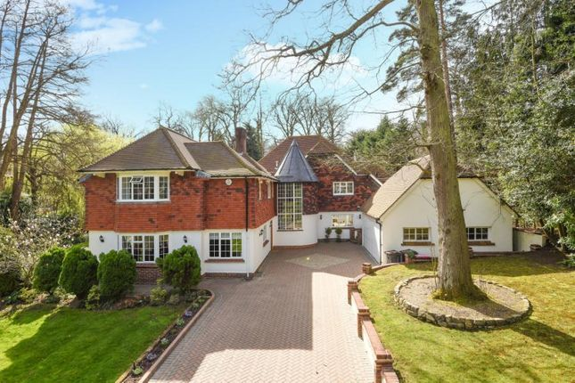 Thumbnail Detached house for sale in Beech Dell, Keston Park