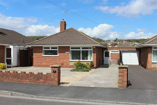 Thumbnail Detached bungalow for sale in Warwick Close, Weston-Super-Mare, Somerset