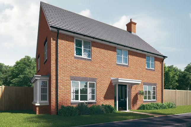 """Thumbnail Detached house for sale in """"The Leigh"""" at Station Approach, Westbury"""
