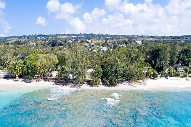 Thumbnail Villa for sale in Sea Shell, Mullins, St. Peter, Speightstown, Barbados