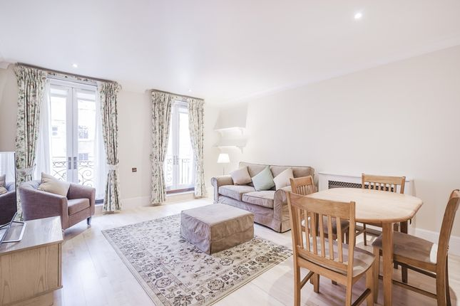 1 bed flat to rent in Belgravia Mansions, Holbein Place, London