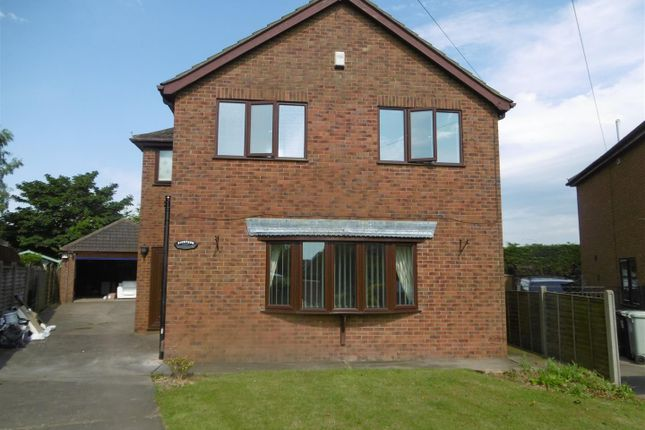 Thumbnail Detached house to rent in Edinburgh Drive, Holton-Le-Clay, Grimsby