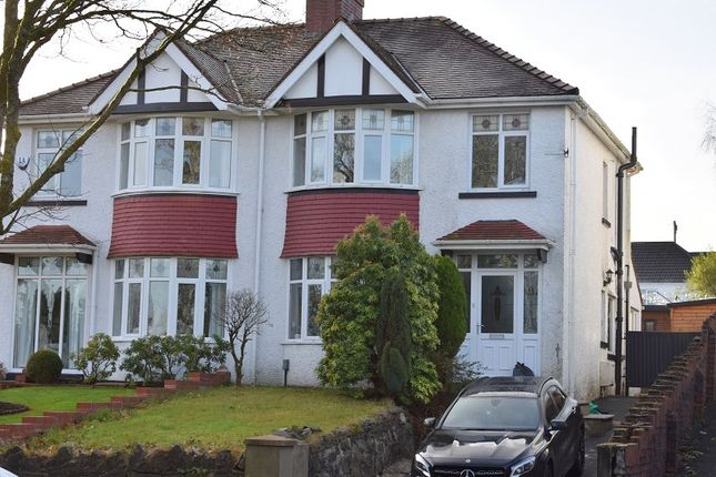 3 bed semi-detached house for sale in Clasemont Road, Morriston, Swansea SA6
