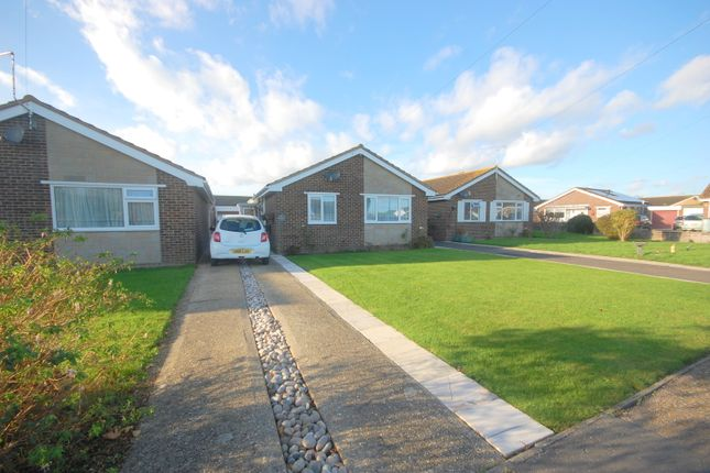 Thumbnail Detached bungalow for sale in Harcourt Way, Selsey