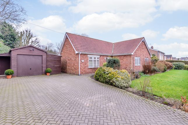 Thumbnail Bungalow for sale in The Green, Romanby, Northallerton