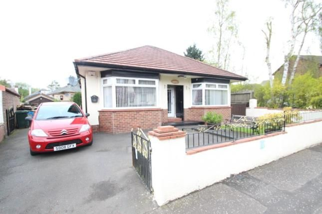 Thumbnail Bungalow for sale in Wellpark Avenue, Kilmarnock, East Ayrshire