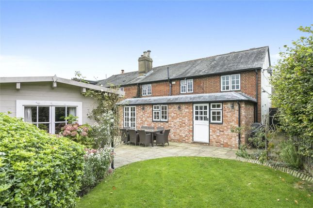 Thumbnail Semi-detached house for sale in The Street, West Horsley, Leatherhead, Surrey