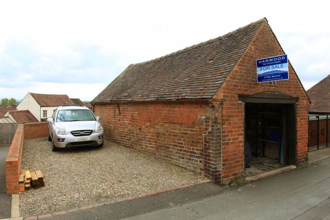 Thumbnail Parking/garage for sale in Swan Street, Broseley