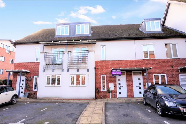Thumbnail Town house for sale in Waters Edge, Stourport-On-Severn