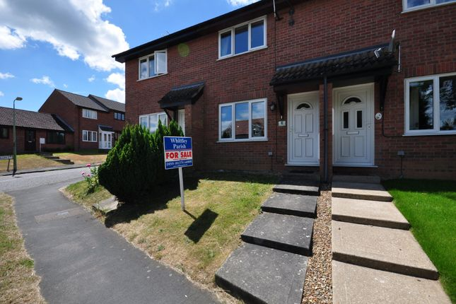 Thumbnail Terraced house for sale in Garden House Lane, Rickinghall, Diss