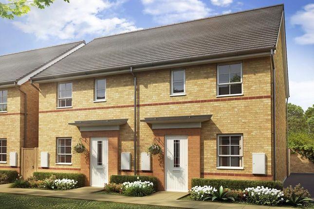 "Thumbnail Terraced house for sale in ""Folkestone"" at Waterloo Road, Hanley, Stoke-On-Trent"