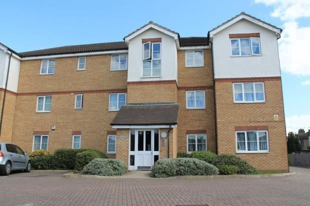 Thumbnail Flat for sale in Rossmore Close, Ponders End, Enfield