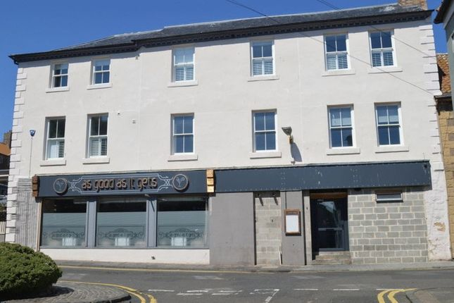 Thumbnail Flat for sale in Hide Hill, Berwick-Upon-Tweed
