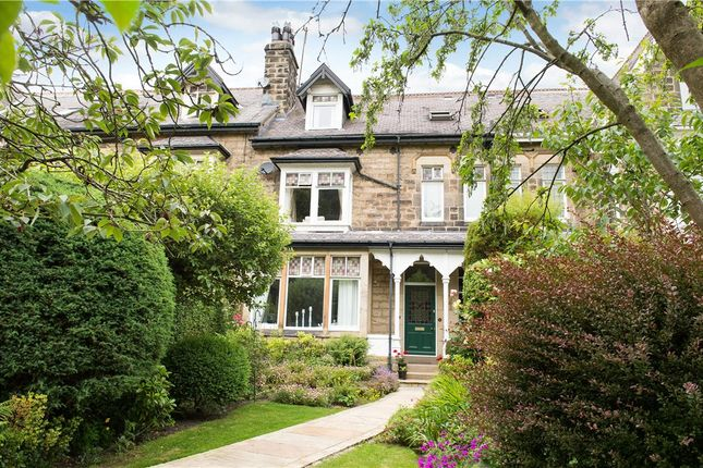 Thumbnail Terraced house for sale in Duchy Road, Harrogate, North Yorkshire