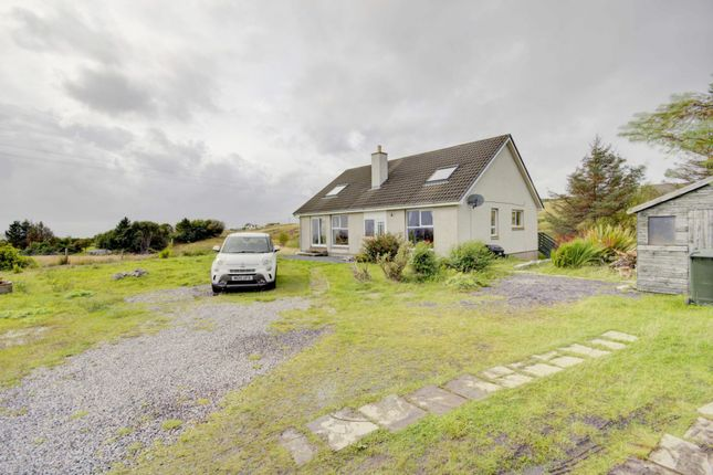 Thumbnail Detached house for sale in 10 Big Sands, Gairloch