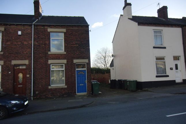 Thumbnail 2 bed terraced house to rent in Wood Lane, Rothwell, Leeds