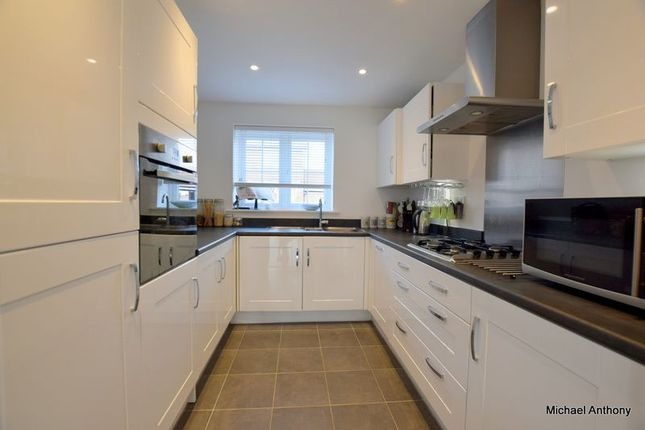 Kitchen of Dexter Drive, Whitehouse, Milton Keynes MK8