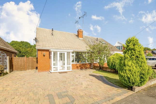 2 bed semi-detached house for sale in Siddeley Close, Broughton CH4