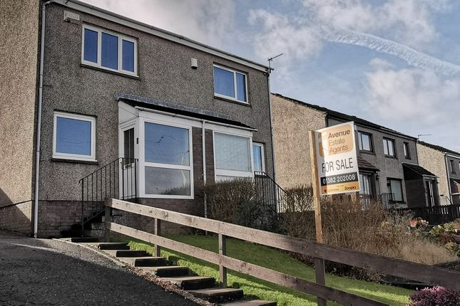 Thumbnail Semi-detached house for sale in Charleston Drive, Dundee