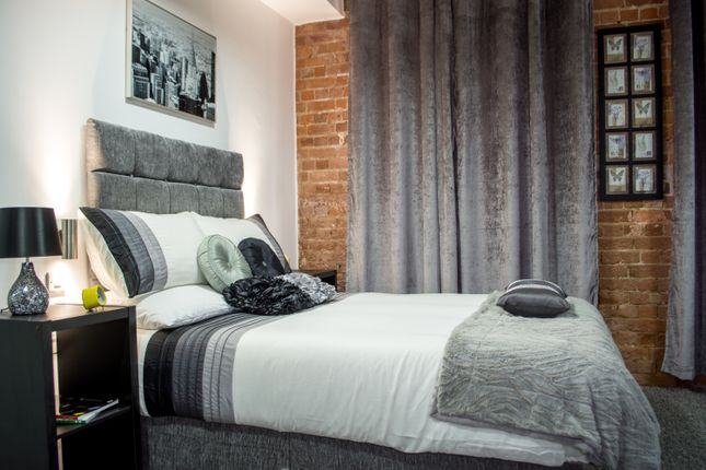 1 bed flat for sale in Russell Street, Nottingham