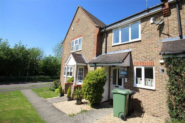 Thumbnail Terraced house to rent in Spinage Close, Faringdon, Oxon