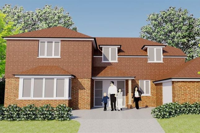 Thumbnail Detached house for sale in Ghyll Road, Crowborough, East Sussex
