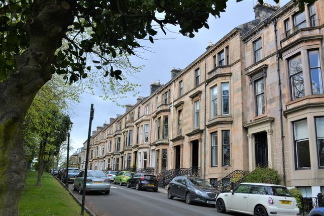Thumbnail Flat for sale in Huntly Gardens, Flat 1, Dowanhill, Glasgow