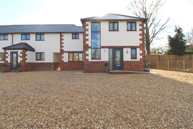 Thumbnail End terrace house for sale in Rutland Road, Stamford