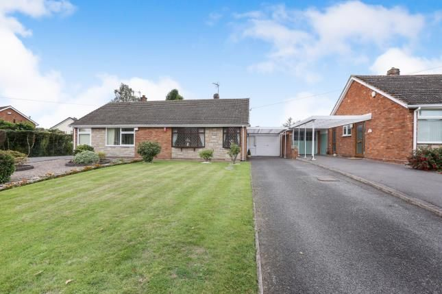 Thumbnail Bungalow for sale in School Lane, Coven, Wolverhampton, Staffordshire