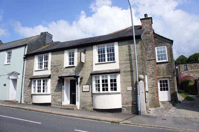 Thumbnail End terrace house for sale in Higher Lux Street, Liskeard, Cornwall
