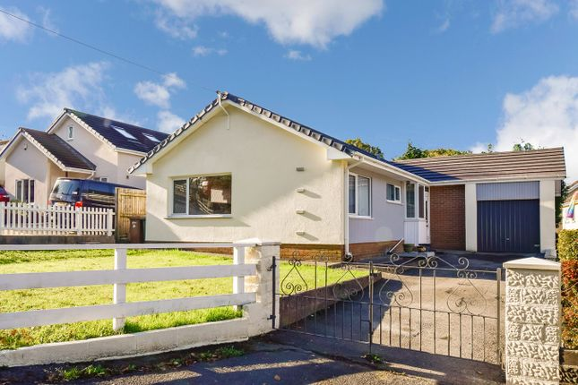 Thumbnail Detached bungalow for sale in Waterloo, Machen, Caerphilly