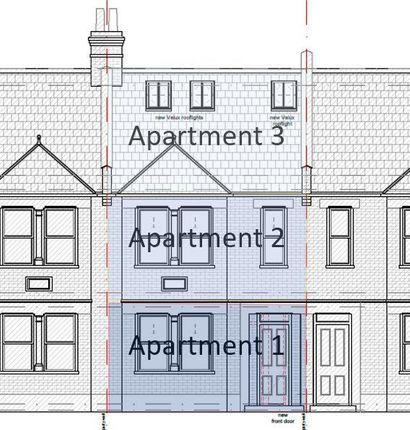 Thumbnail Terraced house for sale in Kingston Road, London