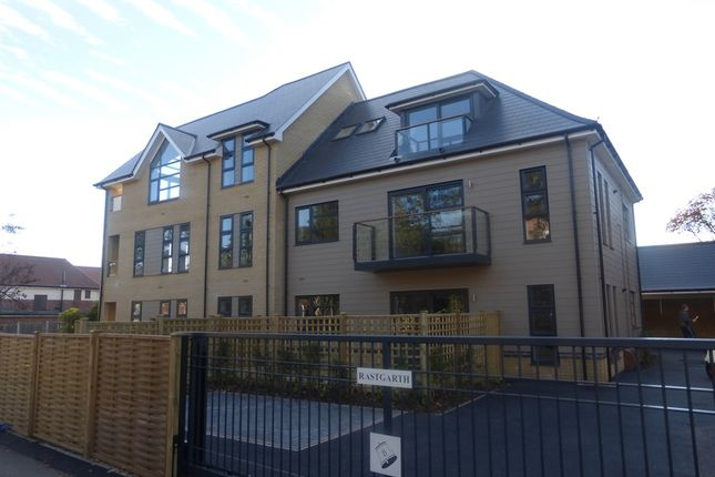 Thumbnail Flat for sale in Foxholes Road, Southbourne, Bournemouth