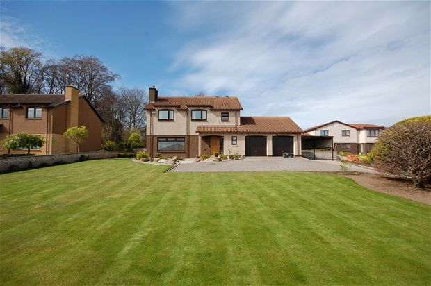 Thumbnail Detached house for sale in Beech Brae, Elgin