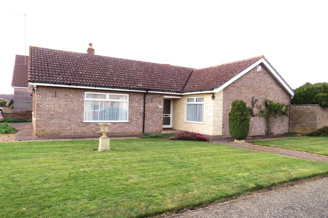 Thumbnail Detached bungalow for sale in Eastwood, Chatteris