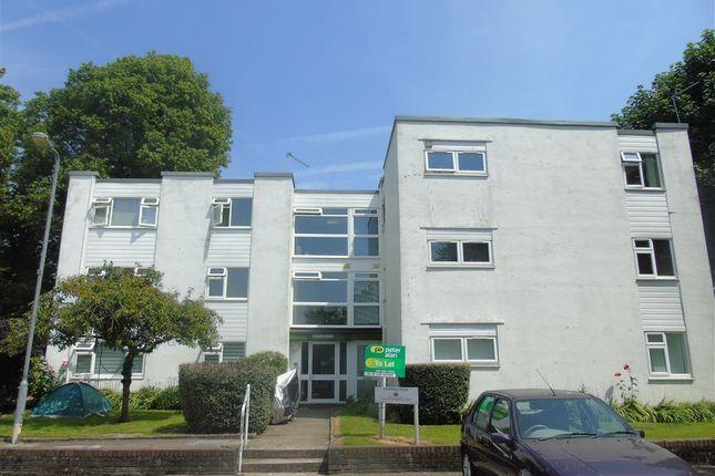 Thumbnail Flat to rent in Cromwell House, Llanishen Court, Llanishen