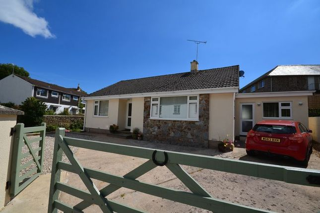 Thumbnail Bungalow for sale in Old Road, Galmpton, Brixham.