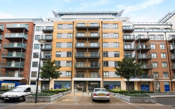 Thumbnail Property for sale in Aerodrome Road, London