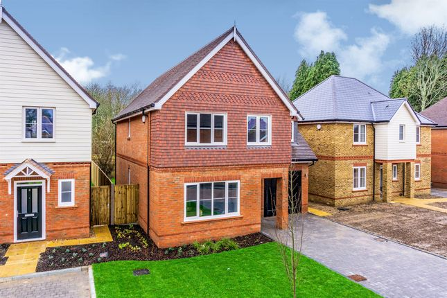 Thumbnail Detached house for sale in Foresters Way, Pease Pottage, Crawley